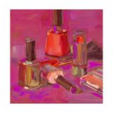 Pink Polish Pumped Art by Patti Mollica