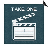 Take One Prints by Linda Woods