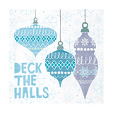 Deck the Halls III Prints by Moira Hershey