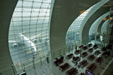 Mideast Emirates Airline Concourse A Photographic Print by Kamran Jebreili