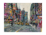 New York Collage 1 Prints by Patti Mollica