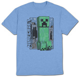Minecraft- Vintage Creeper Shirt