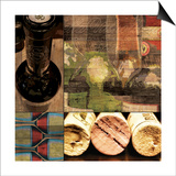 Corked and Ready Posters by Lisa Wolk