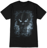 Punisher- Bricks Logo T-Shirt