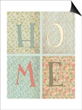 Shabby Chic Home Posters by Tara Moss