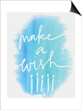 Make a Wish Posters by Katie Doucette
