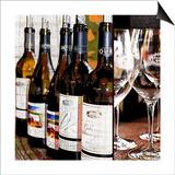 Washington Wines Print by Lisa Wolk