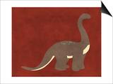 Dino 3 Print by Tamara Robinson