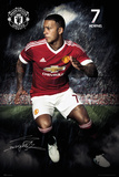Manchester United- Depay 15/16 Affiches