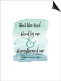 Strengthened Me Posters by Jo Moulton