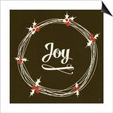 Joy Poster by Aubree Perrenoud