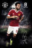 Manchester United- Mata 15/16 Posters