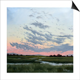 Days End to Tranquility Prints by Julie Peterson