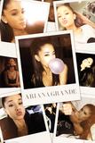 Ariana Grande- Selfies Collage Fotografie