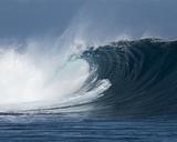 Fiji Women's pro Surfing Photo by Steve Robertson