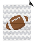 Football Prints by Tamara Robinson