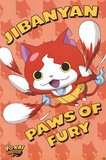 Yo-Kai Watch- Paws Of Fury Posters