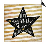 O Holy Night Prints by Jennifer Pugh