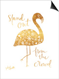 Stand Out from the Crowd Prints by Katie Doucette