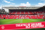 Manchester United- Theatre Of Dreams Affiches
