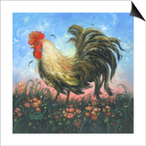 Rise and Shine Print by Vickie Wade