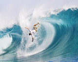 ASP Billabong pro - Teahupoo Photo by Pierre Tostee