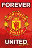 Manchester United- Forever 15/16 Plakaty