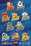 Yo-Kai Watch- Top Ten Prints