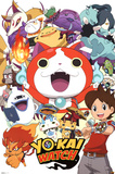 Yo-Kai Watch- Cast Prints