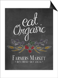 Farmers Market Posters by Amy Cummings