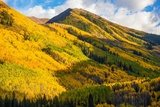 Fall Hills of Colorado Photographic Print by  duallogic