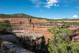 Colorado National Monument, Colorado Photographic Print by  daniloforcellini
