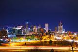 Downtown Denver, Colorado Photographic Print by  photo ua