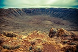 Meteor Crater Arizona Photographic Print by  duallogic