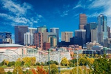 Sunny Day in Denver Colorado Photographic Print by  duallogic