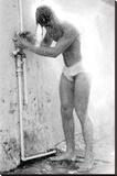 Summer Shower Impressão em tela esticada por Fred Goudon
