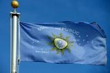 Flag of Conch Republic Fotografisk trykk av  jiawangkun