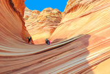 The Wave, Arizona Photographic Print by  lucky-photographer