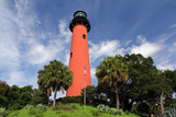 Jupiter Lighthouse Photographic Print by  Wilsilver77
