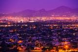 Phoenix Arizona Suburbs Reproduction photographique par  duallogic