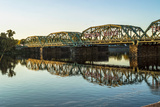 Calhoun Street Bridge Photographic Print by  andykazie