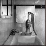 Pump Stretched Canvas Print by Stephen Gassman
