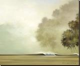 Point Savage I Stretched Canvas Print by Wade Koniakowsky
