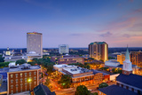 Tallahassee, Florida, USA Downtown Skyline. Photographic Print by  SeanPavonePhoto