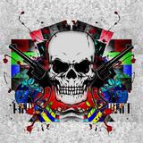 Skull Posters by  reznik_val