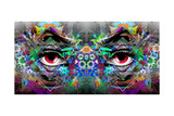 Eyes Posters by  reznik_val