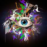 Eye Art by  reznik_val