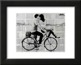 Love Ride Prints by Loui Jover