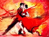 Tango Plakater af  okalinichenko