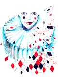Masquerade Poster by  okalinichenko